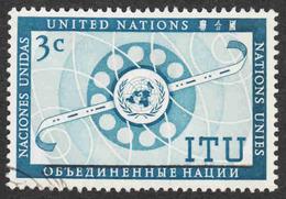 United Nations - Scott #41 Used
