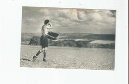 LES COMPAGNONS DE FRANCE AUX CHAMPS  (CREE EN 1940) GESTE DU SEMEUR GESTE D'ESPOIR - Weltkrieg 1939-45