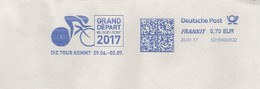 ALLEMAGNE DEUTSCHLAND SPORT CYCLISME VELO RAD RADSPORT GRAND DEPART COURSE BICYCLE DIE TOUR DE FRANCE DUSSELDORF 2017