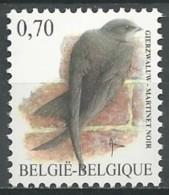 Belgium 2007 (MNH) - COB 3610 - Common Swift (Apus Apus)