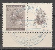 Böhmen Und Mähren Zusammendruck W Zd 21 O