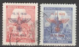 Böhmen Und Mähren 83/84 O