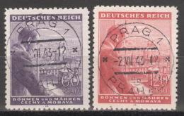 Böhmen Und Mähren 126/27 O