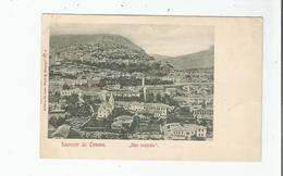 SOUVENIR DE TIRNOVO 2 (VELIKO TARNOVO BULGARIE)  VUE CENTRALE 1905 - Bulgarie