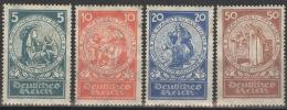 Deutsches Reich 351/54 *