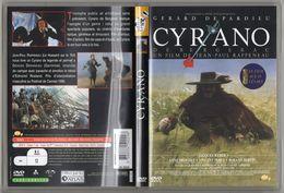 CINEMA - HISTOIRE - DVD - CYRANO DE BERGERAC - GERARD DEPARDIEU / JACQUES WEBER / VINCENT PEREZ - History