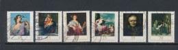 DDR/East Germany/Allemagne Orientale 1976 Mi: 2193-2198 Yt:  (Gebr/used/obl/o)(1208) - Used Stamps