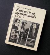 Lithuanian Book / Kurejai Ir Ju Memorialines Vietos By S. Ramanauskiene 1984 - Kultur