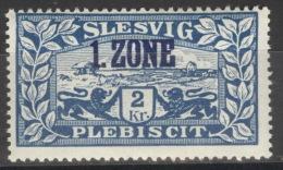 Schleswig 26 ** Postfrisch