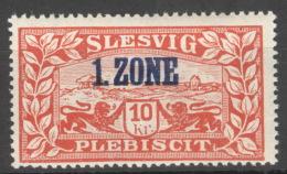 Schleswig 27 ** Postfrisch