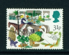 GREAT BRITAIN  -  1983  Fairs  31p  Used As Scan - Used Stamps