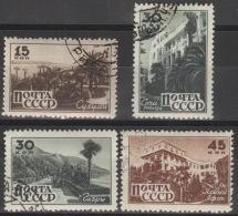 Sowjetunion 1041/44 O