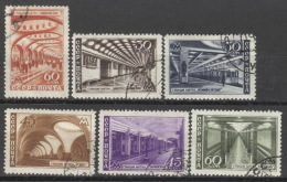 Sowjetunion 1125/30 O