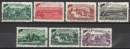 Sowjetunion 1229/35 O