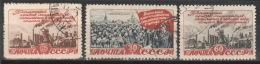 Sowjetunion 1224/26I O