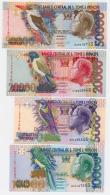 1996 // S.TOME E PRINCIPE // 5000, 10 000, 20 000 & 50 000 DOBRAS // UNC - Sao Tomé Et Principe