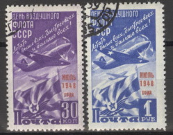 Sowjetunion 1239/40 O