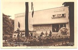 CPA  Exposition Internationale Paris 1937 Pavillon De La Hongrie, N°221 - Ausstellungen