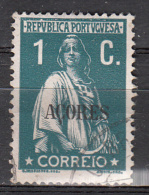 Portugal - Açores - 155 Obl.