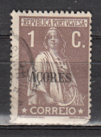 Portugal - Açores - 156 B Obl.