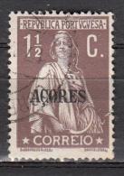 Portugal - Açores - 157 Obl.