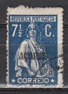Portugal - Açores - 169 B Obl.