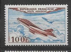 FRANCE 1954  POSTE AERIENNE YT 30  Neuf** Cote 2015 = 3.50  € à  20 %