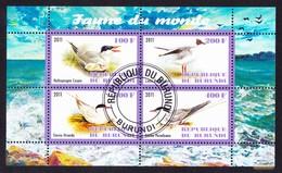 Republique Du Burundi 2011 - Faune Du Monde