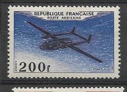 FRANCE 1954  POSTE AERIENNE YT 31  Neuf** Cote 2015 = 11.50  € à  20 %