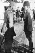 Militaria WW1 - Le Kaiser Et Enver Pacha - 1914-18