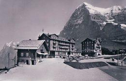 Kleine Scheidegg, Restaurant (1961) - BE Berne