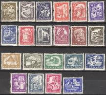 Rumänien 1869/89 ** Postfrisch