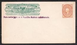 Mexiko, Wells Fargo Express Mail, Ungebraucht / Mexico, Wells Fargo Express Mail, Unused