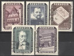 Österreich 989/93 O