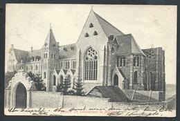 +++ CPA - Abbaye Ste Scholastique De MAREDRET    //