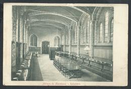 +++ CPA - Abbaye De MAREDSOUS - Réfectoire  //