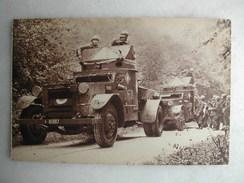 MILITARIA - Autos Mitrailleuses De Cavalerie - Equipment