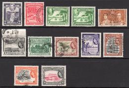 British Guiana Mounted Mint And Used Stamps - British Guiana (...-1966)