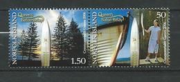 Norfolk Island 2006 Commenwealth Games - Melbourne, Australia.MNH