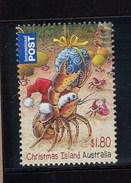 Christmas Island 2014 Christmas International $1.80 Red Crab With Present - Sheet Stamp