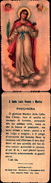 5246a)     Santa Lucia - Saints