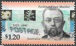 Australie - F. Von Mueller - Oblitéré