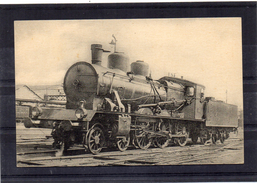Locomotives Du Sud Est (PLM) - Eisenbahnen