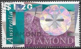 Australie - Diamant - Oblitéré