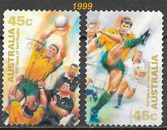 Australie - Rugby - Oblitérés - Lot 246