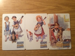 3 Phonecard Greek Comics  Children  -3€    -   Fine Used -    See Picture - Griechenland