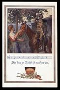 [006] Deutscher Schulverein Wien, Nr. 1215, ~ 1915, Künstlerkarte KS - Illustratori & Fotografie