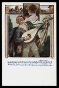 [006] Deutscher Schulverein Wien, Nr. 1238, ~ 1915, Künstlerkarte W. H. Braun - Illustratori & Fotografie