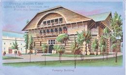 U.S.  LEWIS   &  CLARK  EXPO.  CARD  1905  * - Universal Expositions