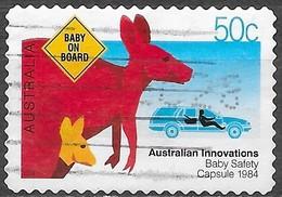 Australie - Innovations Australiennes  - Oblitéré